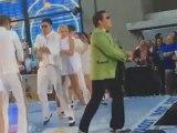 PSY Gangnam Style Live Performance MTV EMA Awards 2012 Europe Music Video Dance David Hasselhoff-1
