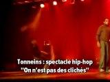 Tonneins: spectacle hip hop