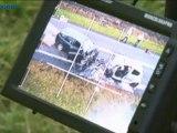 Dodelijk ongeval op Eemshavenweg - RTV Noord