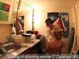Making of shooting C'Cauet NRJ - C'Cauet sur NRJ