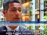 Cypriot Presidency / Schengen / EU budget 2013