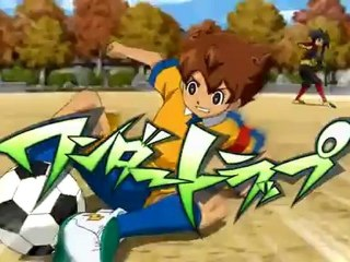 Inazuma Eleven Go 2: Chrono Stone Episode 29