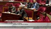 SEANCE,Projet de loi de financement de la sécurité sociale pour 2013