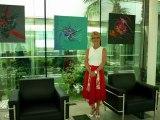 Peintures abstraites - Martine BELFODIL Artiste Peintre contemporain