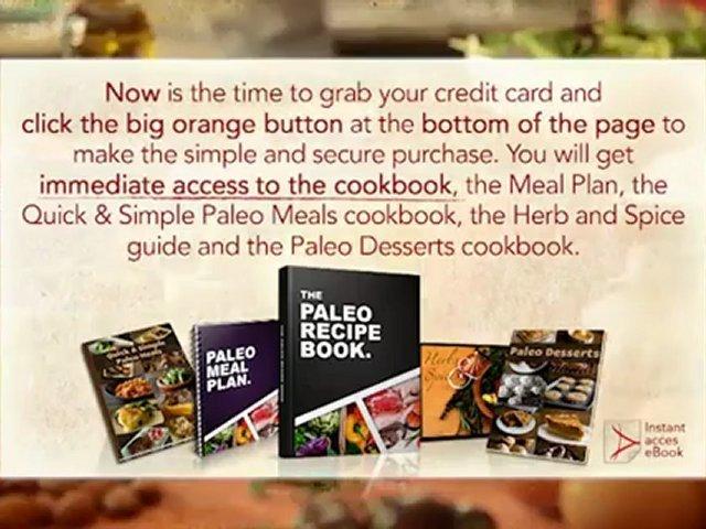 The Diet Plan: Paleo Diet Help