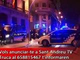 141112 Graves incidentes en Barcelona  - Huelga general 14n