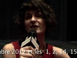 Vincennes propose un spectacle de danse nue avec le Secret de la Petite Chambre à l'espace Daniel Sorano avec Cathy Testa