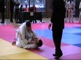 Jean Guillaume en mode Ju Jitsu Brésilien