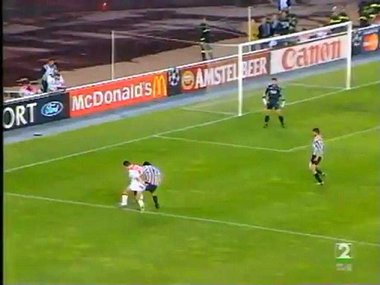 Боруссия ювентус 1997 видео