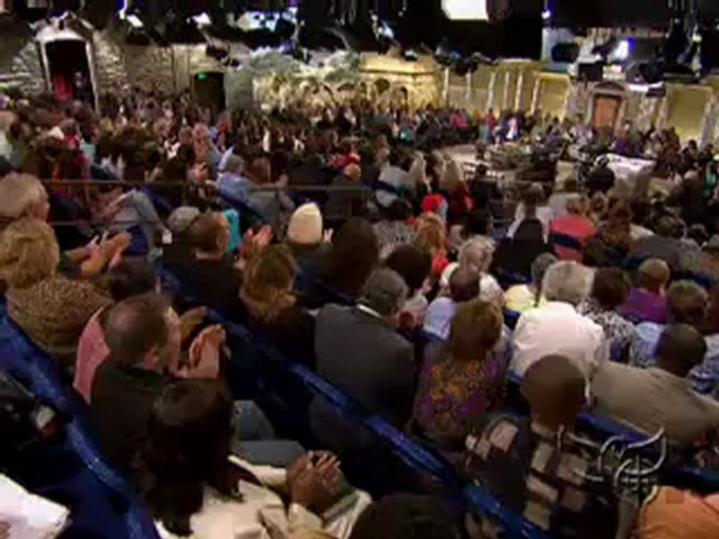 Benny Hinn with Bishop TD Jakes - Living Your Life Without Limits