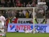 L'incroyable but d'Ibrahimovic!! Retournée acrobatique de 30 mètres!! Suède 4-2 Angletterre