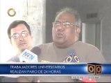 Eduardo Sánchez, responsabilizó del conflicto a funcionarios del Ministerio del Trabajo