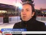 Candeloro pour l'ouverture de l'Escapade (La Chapelle-Saint-Luc)