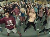"The Big Bang Theory ""Call Me Maybe"" Flash Mob"