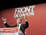 Paye des députés Européens (extrait Discours de Jean-Luc Mélenchon - Meeting Front de Gauche de Besançon)