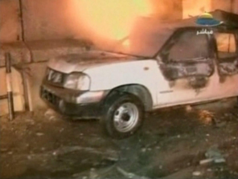 Israeli air strike kills three Palestinians