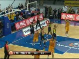 Play of the Night: Kelvin Rivers, BC Khimki Moscow Region