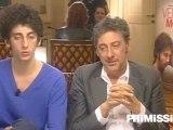 Intervista a Pietro e Sergio Castellitto regista del film Venuto al mondo - Primissima.it