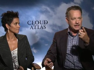 Tom Hanks & Halle Berry - Interview Tom Hanks & Halle Berry (Anglais)