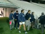 RUGBY : Avant Match Rugby France / Argentine