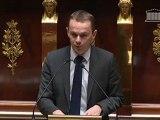 Intervention d'Olivier Dussopt en séance le 15 novembre 2012 - abrogation du conseiller territorial