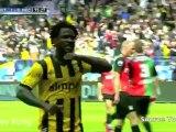 Buts Wilfried Bony avec le Vitesse Arnhem