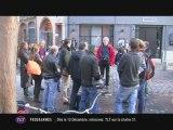 Des ouvriers étrangers de la SGE licenciés (Toulouse)