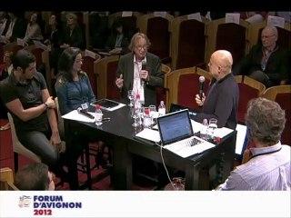"#FA2012: Session ""La fabrique de la culture"""