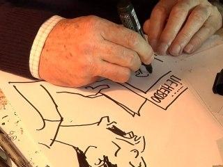 Tachan & Charlie Hebdo raconté par Cabu - 14 mn