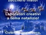 Animazione per bambini NATALE Pescara Chieti Teramo L'Aquila Abruzzo Ascoli Piceno Marche