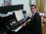 NİHAVEND LONGA 4 El (İki kişi) Piyano Özgür Savaş Güney-Güneş Yakartepe Kevser Hanım Enstrümantel Türk Klasik Saz Eserleri Temel  Bölüm Kanun ODTU KTMT Nota Arşivi ney neyzen Ud keman 2 3 4 Üç İki Peşrev