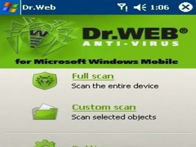 Dr. Web Anti-Virus for Workstations Free