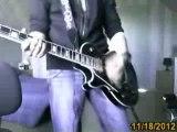 Greenday boulevard of broken dreams guitar cover