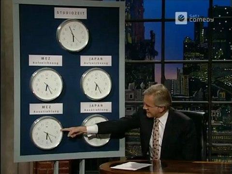 Die Harald Schmidt Show vom 29.05.2002
