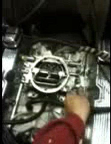 moteur jeep