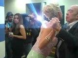 Zέτα Μακρυπούλια λίγο πριν ξεκινήσει το Dancing With The Stars 3