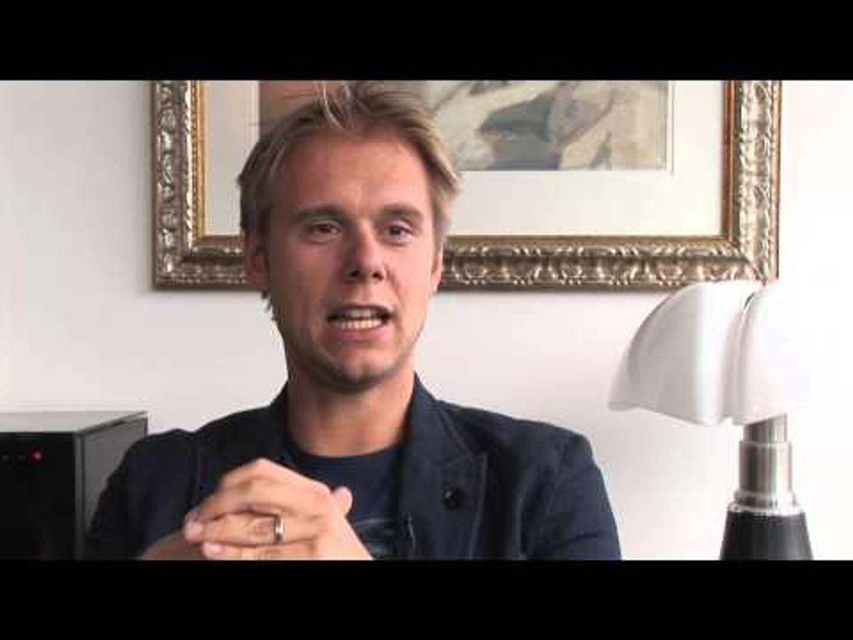 Armin van Buuren interview (deel 3)