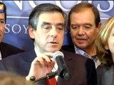 UMP : François Fillon revendique à son tour la victoire