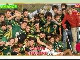CADETS  LOT LEMANCE RUGBY face aux JASMINS de l' AGENAIS (saison 2012-2013)