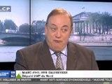 """Reportages : Présidence UMP : Pour Marc-Philippe Daubresse, """"le grand vainqueur, c'est Nicolas Sarkozy"""""""