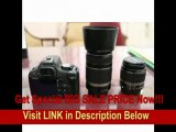 [FOR SALE] Canon EOS Rebel T1i (500D) Digital SLR Kit w/EF-S 18-55mm f/3.5-5.6 IS Lens & Canon EF-S 55-250mm f/4-5.6 IS Autofocus Lens