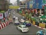 WTCC Macau 2012 - Course 1 : 1er tour de la course [HQ]