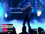 Linking Park performs Burn It Down American Music Awards 2012
