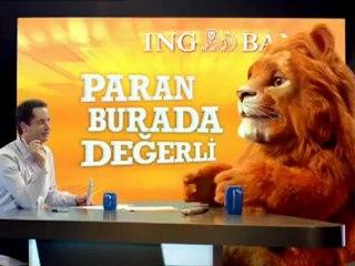 ING Bank Reklam Filmi – Acun ile Aslan 2