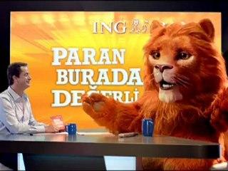 ING Bank Reklam Filmi– Acun ile Aslan 1