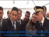 Oujda / RADEEO / travaux  de renforcement du réseau d'assinissement liquide des secteurs centre Est de la ville d'Oujda ( autour du qurtier Tennis )