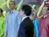 Obama au Cambodge pour un sommet asiatique
