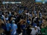 Racing vs Quilmes (4 - 0) Fútbol Argentino