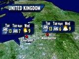 UK Weather Outlook - 11/19/2012