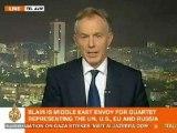 Former British PM talks to Al Jazeera on the Gaza Crisis